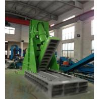 Гильотина для резки грузовых шин диаметром до 4 метров J-4000