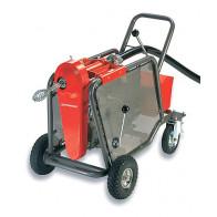 Машина для прочистки труб и каналов штангами и спиралями R 140 В
